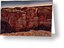 Kings Canyon V13 Greeting Card