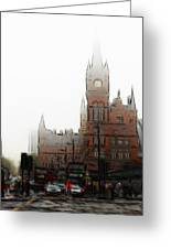 Kings Cross Greeting Card