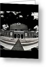 Kinnick Stadium Greeting Card