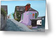 Kinsale Corner Shop Greeting Card
