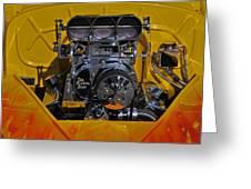 Kinsler Fuel Injection Greeting Card