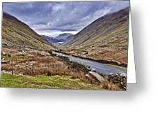 Kirkstone Pass View Greeting Card