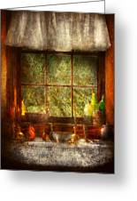 Kitchen - Table Setting Greeting Card
