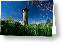 Kitchener's Pioneer Tower Greeting Card