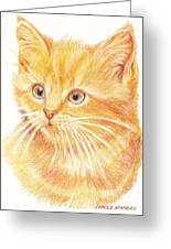 Kitty Kat Iphone Cases Smart Phones Cells And Mobile Cases Carole Spandau Cbs Art 339 Greeting Card