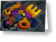 Kivi Pampa Apu Greeting Card