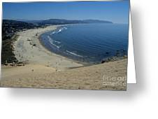 Kiwanda Beach II Greeting Card