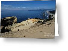 Kiwanda Beach Greeting Card