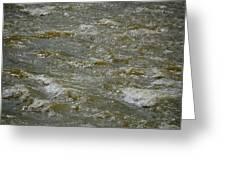 Klang River Greeting Card