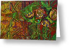 Klimt Honor Greeting Card