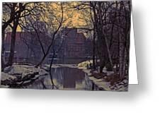 Kloster Wienhausen Greeting Card
