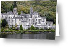 Klyemore Abbey  Greeting Card