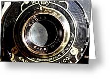 Kodak Brownie Greeting Card