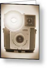 Kodak Brownie Starmite Camera Greeting Card