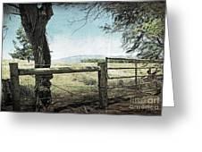 Kohala Ranch Greeting Card