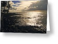 Kona Coast 4 Greeting Card