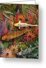 Kona Kurry Greeting Card by Christopher Beikmann