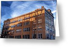 Kress Bldg.  Greeting Card