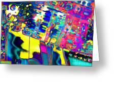 K.w.w.prism  Greeting Card