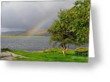 Kyle Of Lochalsh Scotland Greeting Card