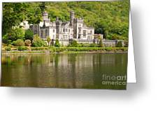 Kylemore Abbey 2 Greeting Card
