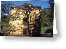 La Alhambra  Infantas Tower Greeting Card