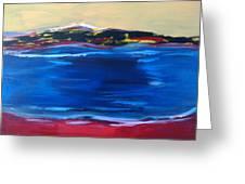 La Baie Gillies Greeting Card