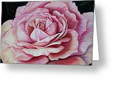 La Bella Rosa Greeting Card