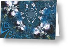 La Danse Des Papillons Greeting Card