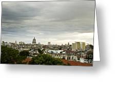 La Habana Cuba Greeting Card