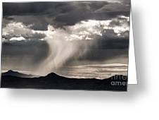 La Lengua De Dios Greeting Card