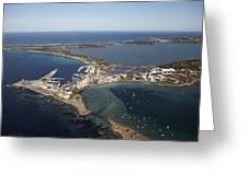 La Savina, Formentera Greeting Card