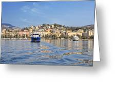 La Spezia Greeting Card