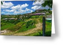 La Vista Highlands Greeting Card