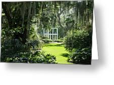 Labelle Plantation Greeting Card