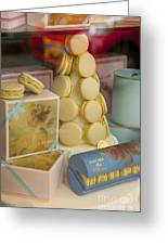 Laduree Macarons Greeting Card