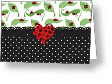 Ladybug Special Greeting Card
