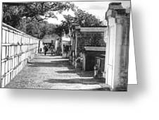 Lafayette Cemetery 2 Greeting Card