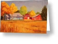 Lafayette Farm  Greeting Card