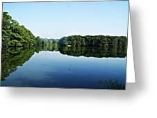 Lagoon II Greeting Card