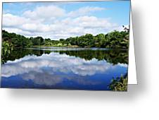 Lagoon IIi Greeting Card