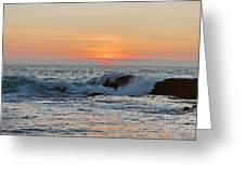 Laguna Beach 4 Greeting Card