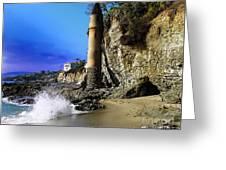 Laguna Beach Greeting Card