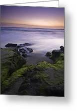 Laguna Sunset Greeting Card