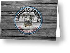 Lagunitas Brewing Greeting Card