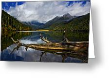 Lake 12 Greeting Card