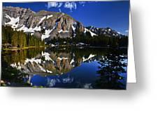 Lake 13 Greeting Card
