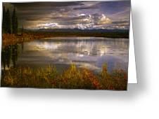 Lake 19 Greeting Card