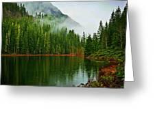 Lake 5 Greeting Card