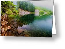 Lake 8 Greeting Card